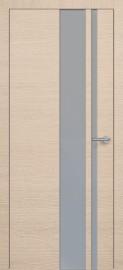 Фото -   Межкомнатная дверь Zadoor ПО H5 Окаша Капучино   | фото в интерьере