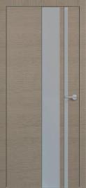 Фото -   Межкомнатная дверь Zadoor ПО H5 Окаша Грей   | фото в интерьере