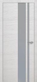 Фото -   Межкомнатная дверь Zadoor ПО H5 Окаша Сильвер   | фото в интерьере