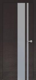 Фото -   Межкомнатная дверь Zadoor ПО H5 Окаша Венге   | фото в интерьере