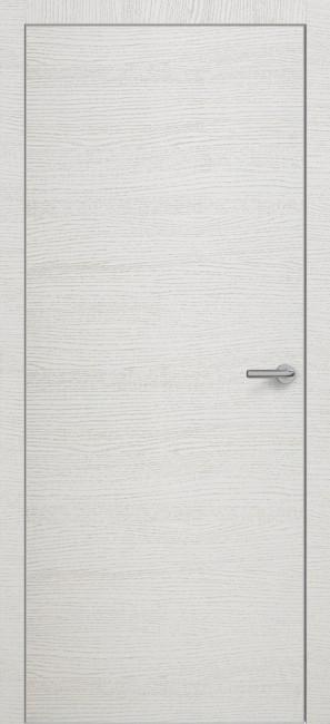 Фото -   Межкомнатная дверь Zadoor ПГ ALU H7 Окаша Голд   | фото в интерьере