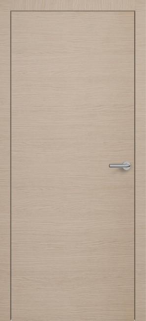 Фото -   Межкомнатная дверь Zadoor ПГ H7 Окаша Капучино   | фото в интерьере