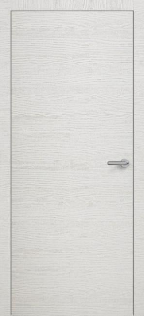 Фото -   Межкомнатная дверь Zadoor ПГ H7 Окаша Голд   | фото в интерьере