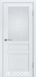 "Межкомнатная дверь ""HELSINKI"", по, белый жемчуг"