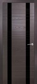 Межкомнатная дверь Мильяна ID D, по, гриджио