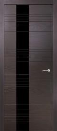 Межкомнатная дверь Мильяна ID HL, по, гриджио
