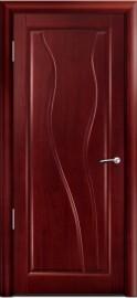 Межкомнатная дверь Мильяна Ирэн, пг, красное дерево