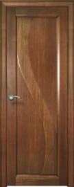 Межкомнатная дверь Мильяна Яна, пг, итальянский орех