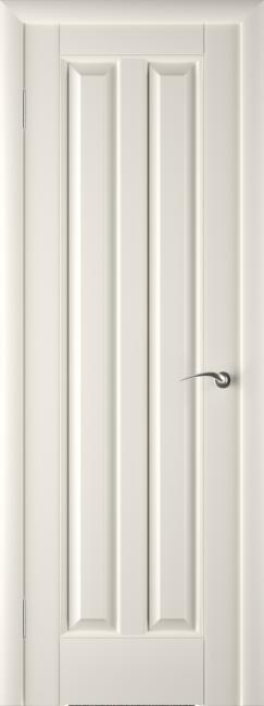 Фото -   Межкомнатная дверь ПГ Премьер Жемчуг Эмаль   | фото в интерьере