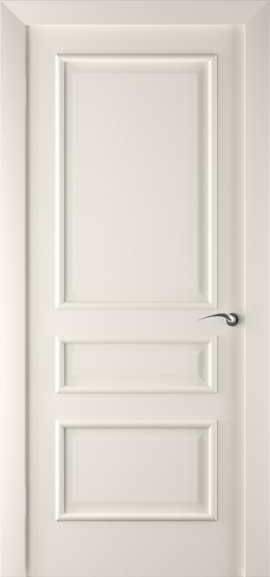 Межкомнатная дверь ПГ Алессандро Жемчуг Эмаль