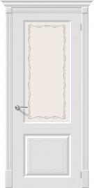"""Межкомнатная дверь """"Скинни-13 Аrt"""", по, белый"""