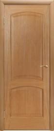 """Межкомнатная дверь """"Капри 3"""", пг, дуб светлый"""