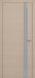 Фото -   Межкомнатная дверь Zadoor ПО H2 Окаша Капучино   | фото в интерьере