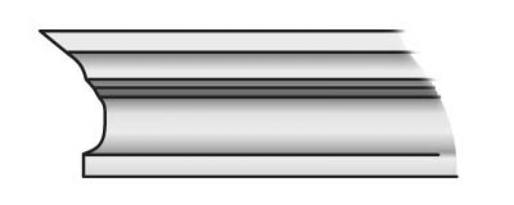Фото -   Карниз Тип-1 60-90 см   | фото в интерьере