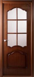"""Межкомнатная дверь """"Каролина"""", по, орех"""
