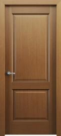 Межкомнатная дверь Классик 102, пг, орех