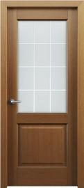 Межкомнатная дверь Классик 102, по, орех