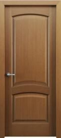 Межкомнатная дверь Классик 104, пг, орех