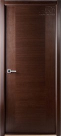 """Межкомнатная дверь """"Классика люкс"""", пг, венге"""