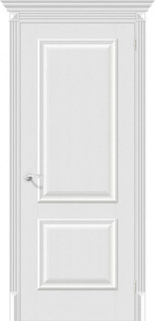 """Фото -   Межкомнатная дверь """"Классико-12"""", пг, Royal Oak     фото в интерьере"""