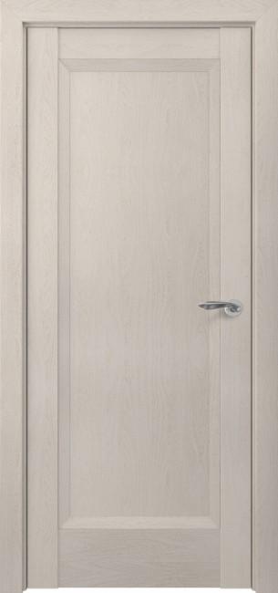 Фото -   Межкомнатная дверь Zadoor ПГ Неаполь тип-N пекан кремовый     фото в интерьере
