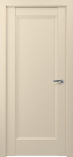Фото -   Межкомнатная дверь Zadoor ПГ Неаполь тип-N матовый крем   | фото в интерьере