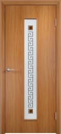 """Межкомнатная дверь """"Версаче"""", по, миланский орех"""
