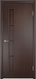"""Межкомнатная дверь """"Соло"""", пг, венге"""
