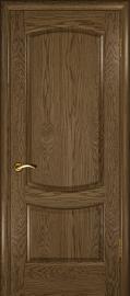 "Межкомнатная дверь ""Лаура 2"", пг, мореный дуб светлый"
