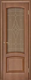"""Межкомнатная дверь """"Лаура"""", по, анегри тон 74"""