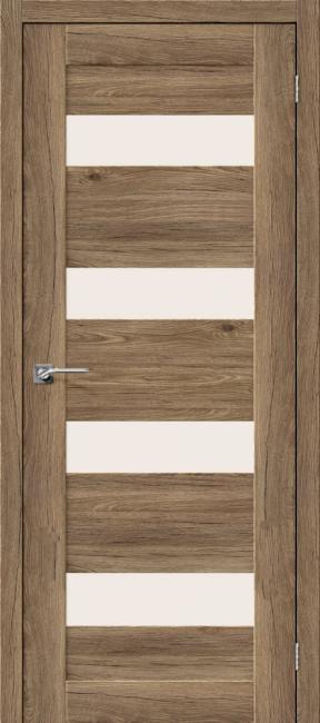 """Фото -   Межкомнатная дверь """"Легно-23"""", по, Original Oak     фото в интерьере"""