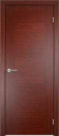 """Межкомнатная дверь """"Лесенка"""", пг, красное дерево"""