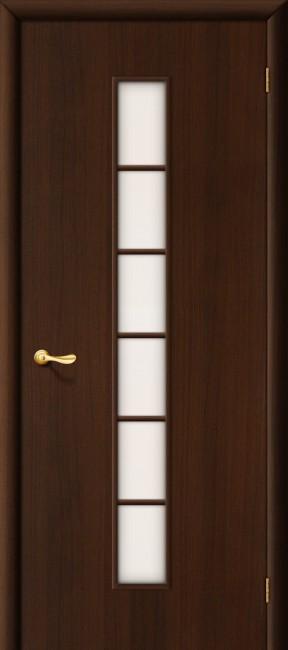 """Межкомнатная дверь """"Лесенка"""", по, венге"""