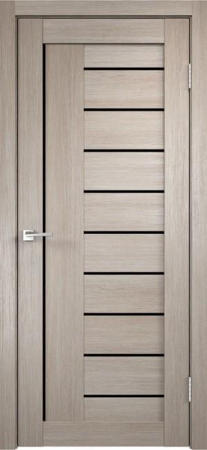 """Фото -   Межкомнатная дверь """"Linea 3"""", по, капучино     фото в интерьере"""