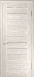 "Межкомнатная дверь ""ЛУ-21"", пг, капучино"