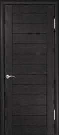 """Межкомнатная дверь """"ЛУ-21"""", пг, венге"""