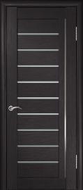 """Межкомнатная дверь """"ЛУ-25"""", по, венге"""