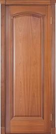 """Межкомнатная дверь """"Master 595"""", пг, красное дерево"""