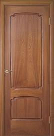 "Межкомнатная дверь ""Luvistil 737"", пг, красное дерево"