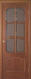 "Межкомнатная дверь ""Luvistil 737"", по, красное дерево"