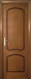 "Межкомнатная дверь ""Luvistil 780"", пг, красное дерево"