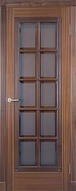 """Межкомнатная дверь """"Master ML 40"""", по, красное дерево"""