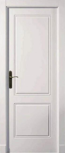 """Фото -   Межкомнатная дверь """"ISLAS PR-31"""", пг, белая     фото в интерьере"""