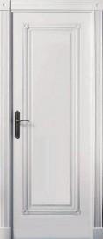 "Межкомнатная дверь ""ISLAS PR-35"", пг, белая"