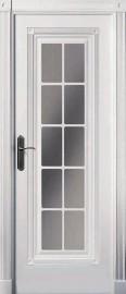 """Межкомнатная дверь """"ISLAS PR-35"""", по, белая"""