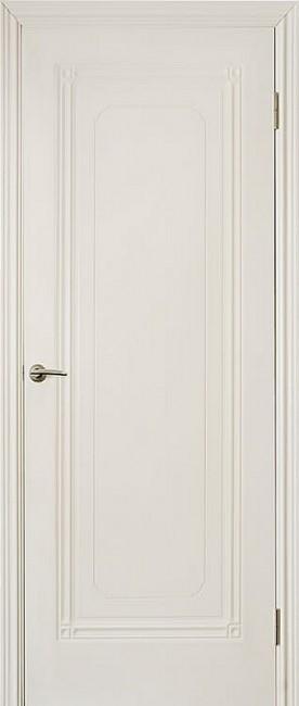 "Межкомнатная дверь ""ISLAS PR-50"", пг, белая"
