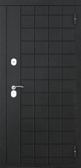 Фото -   Металлическая дверь Luxor-36     фото в интерьере