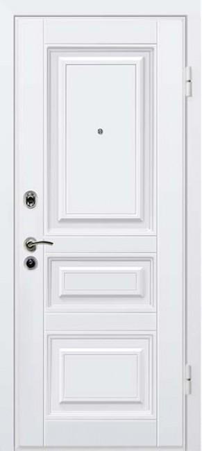 Фото -   Стальная дверь М-11     фото в интерьере