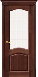 Межкомнатная дверь Франческо, по, коньяк