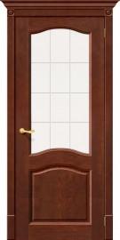 Межкомнатная дверь Франческо, по, орех